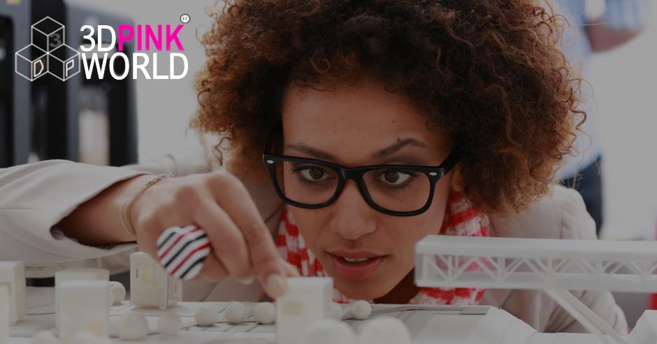 Concorso per donne tecnologiche: vinci una Stampante 3d